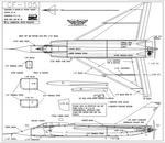 CF-105 Jet Airplane