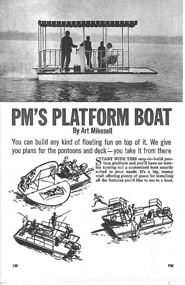 popular mechanics boat plans popular mechanics boat plans images ...