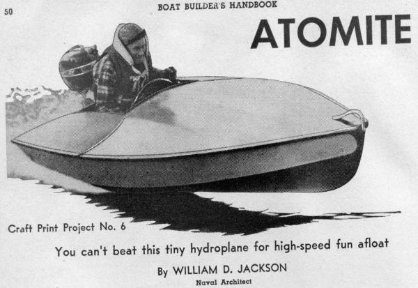 HydroPlanes Atomite