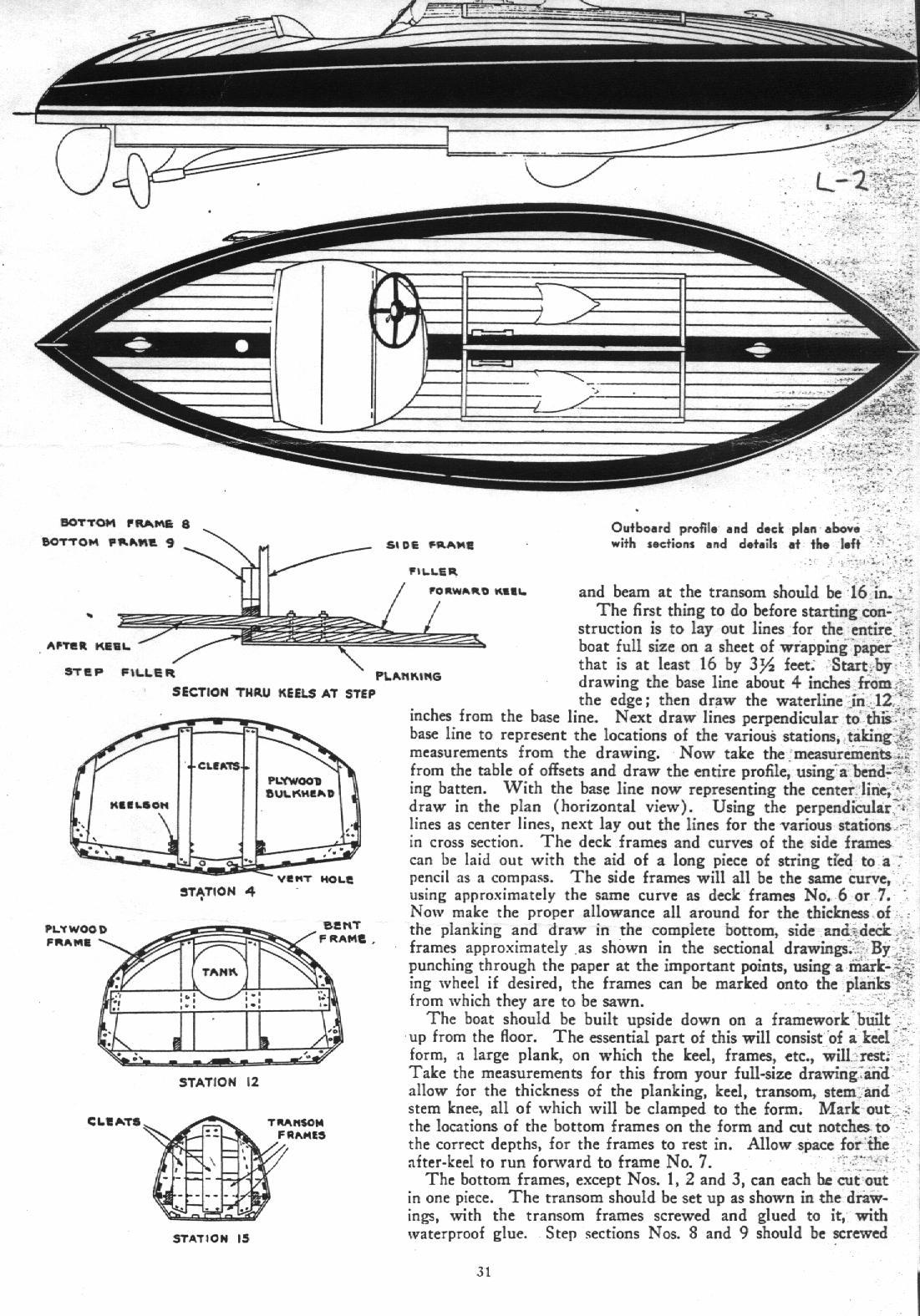 HydroPlanes Flyer