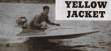 HydroPlanes yellowjacket