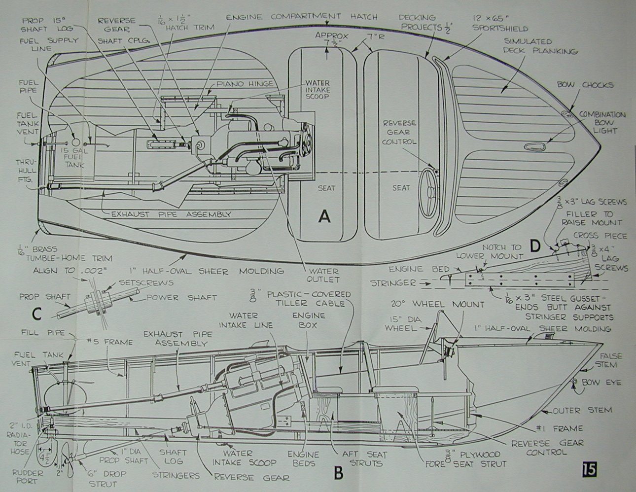 1000+ images about Pedal Boat Plans on Pinterest