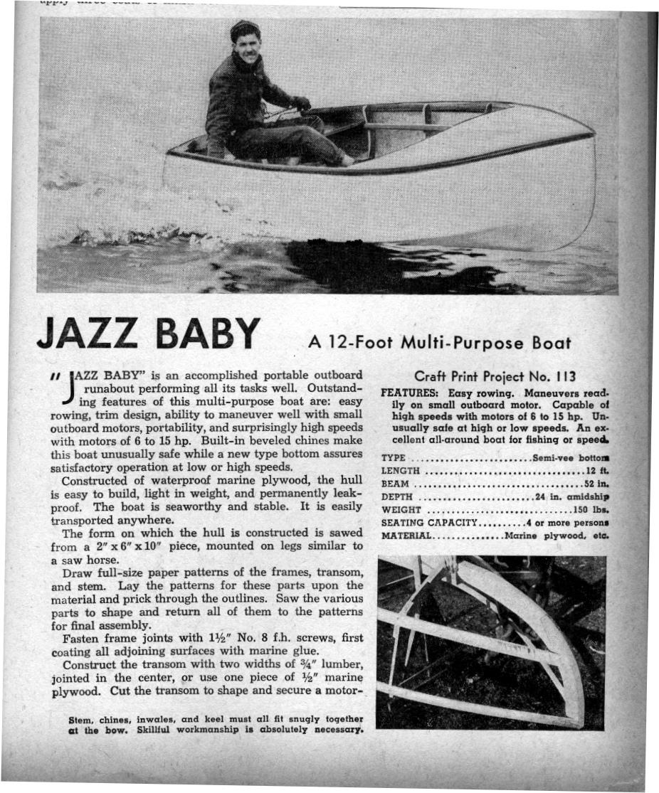 Utility JazzBaby