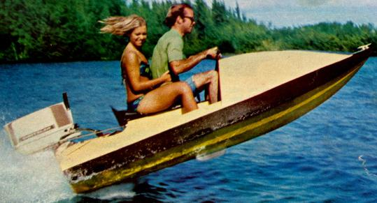 """www.svensons.com - Free Boat Plans From """"Science and Mechanics"""" Magazines"""