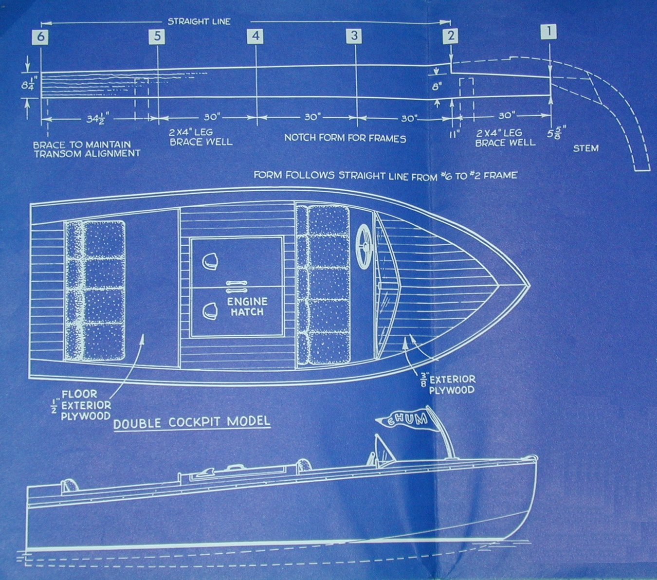 Www Svensons Com Free Boat Plans From Science And Mechanics