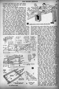"""www.svensons.com - Free Boat Plans From """"Science and ..."""